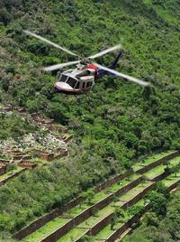 Cusco and Sacred Valley Helicopter Flight