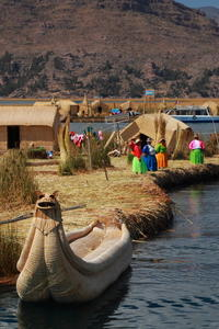Uros and Taquile Islands Day Trip from Puno