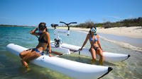Gold Coast Water Bike and Snorkeling Tour