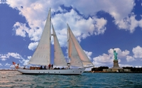 Book Classic Schooner Sailing Tour in New York City: Wine-Tasting, Craft Beer or Jazz Sail Now!