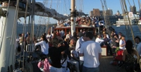 Classic Schooner Sailing Tour in New York City: Wine-Tasting, Craft Beer or Jazz Sail