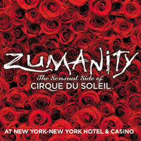 Zumanity™ by Cirque du Soleil® im New York New York Hotel and Casino