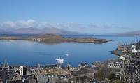 Oban and the West...