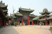 Xi'an Tombs and Temples Small-Group Tour