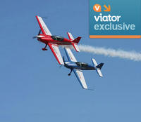 Viator Exclusive: Fighter Pilot Experience in Las Vegas