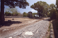 Ancient Appian Way,...