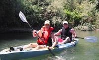 Guided Kayak Tour on Russian River or Jenner Coast