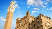 Siena, San Gimignano and Monteriggioni: Tour with Lunch from Florence