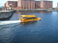Liverpool Duck Tour