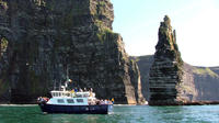 Cliffs Of Moher Guided Day-Trip from Dublin with Boat Cruise image 1