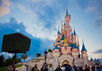Billet Disneyland Paris : 1 jour 2 parcs
