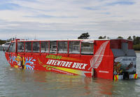 Auckland Duck Tour, Auckland CBD Water Activities