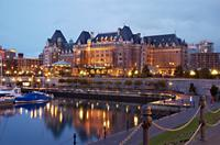 Viator Exclusive: 2-day Victoria and Butchart Gardens Tour with Overnight at The Fairmont Empress