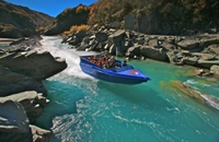 Skippers Canyon and Shotover River Jet Boat Adventure