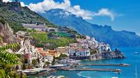 Positano & Amalfi Boat Exprerience Daily Tour with Limoncello Tasting F