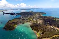 Bay of Islands Shore Excursion: Scenic Helicopter Tour Including Hole in the Rock, Paihia Tours and Sightseeing