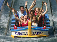 Europa-Park Independent Day Trip from Frankfurt