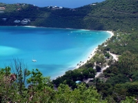 St Thomas Shore Excursion: Shopping, Sightseeing and Beach Tour