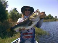 Trophy Bass Fishing Experience Picture