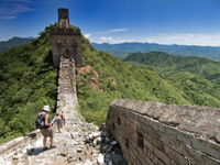 Shixiaguan Great Wall Hiking Adventure with Transport from Beijing