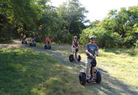 St Lucia Segway Nature Trail Experience