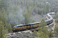Picture of Grand Canyon Railroad Excursion