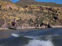 Wakeboat Rental at Lake Pleasant