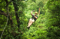 Picture of Mazatlan Super Saver: Canopy Zipline plus ATV Adventure