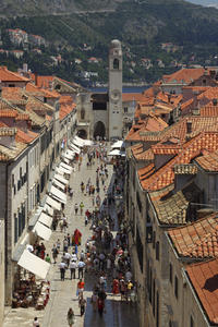 Dubrovnik Super Saver: Mt Srd Cable Car Ride plus Old Town and City Walls Walking Tour