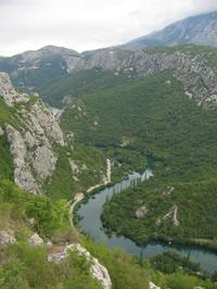 Split Shore Excursion: Cetina River White-Water Rafting Adventure from Split