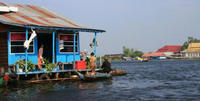 Tonle Sap Cruise Small Group Tour