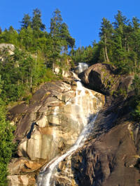Private Tour: Britannia Mine Museum, Shannon Falls and Eagle Habitat from Vancouver
