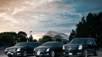 Private Transport from Vancouver Airport (YVR) to North or West Vancouver Private Car Transfers