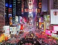 New YearÂ's Eve Times Square Ball Drop Party Picture