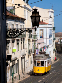 Lisbon Old Town Small-Group Walking Tour