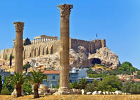 Athens Shore Excursion: Private City Sightseeing and Acropolis Tour