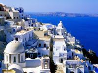 Santorini Shore Excursion: Private Scenic Tour of Santorini, including Oia and Mt Profitis Ilias Monastery