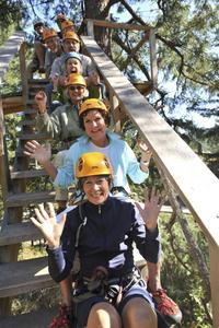 Small-Group Zipline Adventure