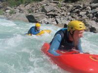 Kawarau River White Water Sledging, Queenstown Adventure & Extreme Sports