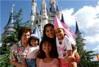 2-Day or 3-Day Disney World Tour from Miami