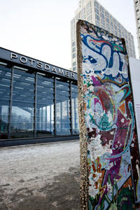 Private Tour: Walk the Berlin Wall with a Historian Guide