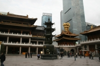 Scholar-Led Shanghai Walking Tour: Buddhism in China