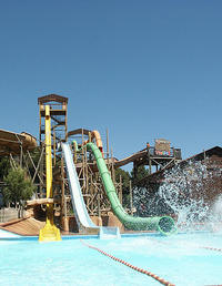 Western Water Park Trip on Mallorca