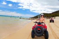 Jost Van Dyke ATV Adventure from Road Town