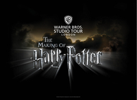 Warner Bros. Studiorundtur i London - Harry Potter