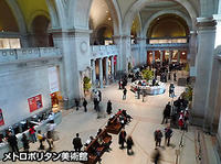 New York Metropolitan Museum Guided Tour with Japanese Guide