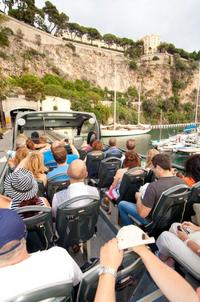 Monaco Hop-on Hop-off Tour