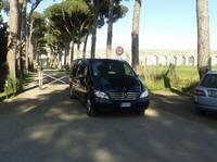 Private Arrival Transfer: Rome Fiumicino Airport to Hotel Private Car Transfers