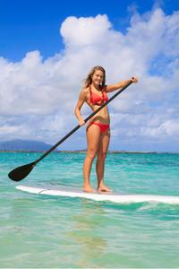 Stand-Up Paddleboard Adventure in Bermuda