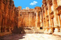 Private Anjar, Baalbek and Ksara Day Trip from Beirut